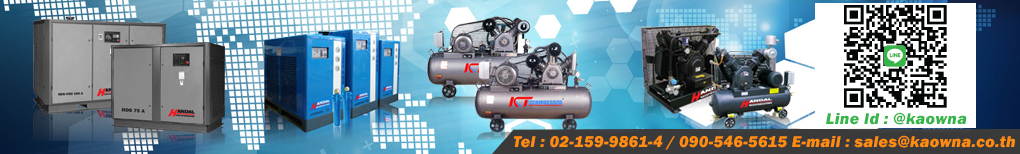 Air Compressor เครื่องอัดลม ปั๊มลม เครื่องทำลมแห้ง อะไหล่ปั๊มลม Air Dryer